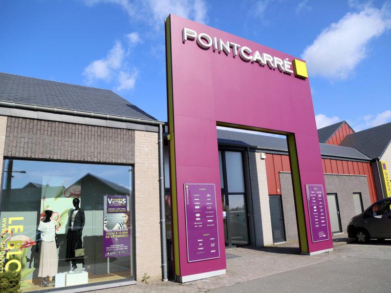 Point Carré - Entreprise accompagnée par Luxembourg Développement