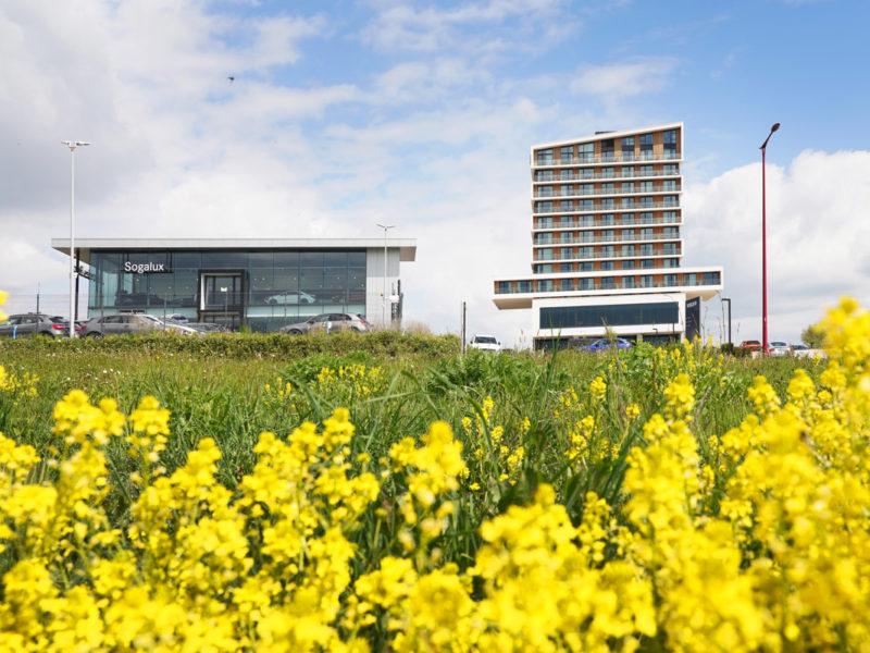 Van der Valk Hôtel Luxembourg - Entreprise accompagnée par Luxembourg Développement
