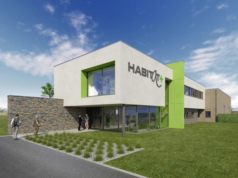 Habitat+ Concept - Entreprise accompagnée par Luxembourg Développement